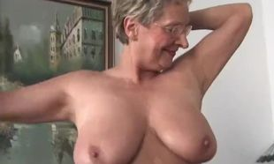 Blondie Grandmother and her affair