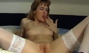 Retro oral and xxx with a  lady