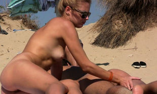 Super hot Naturist Beach Mummies..