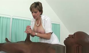Girl Sonia Nurse Gets Romped by Big..