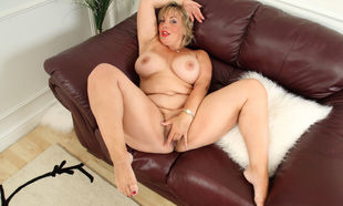 Big-chested cougar Danielle will make..