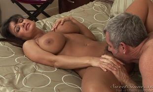 Lisa ann fuck-a-thon senior guy