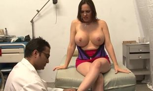 Immense fitted MILF, Raquel Sieb, gets..