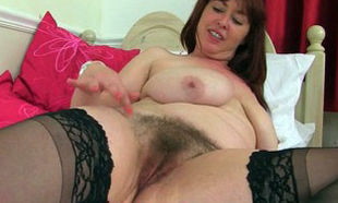 Passionate cougars Lucy Gresty and..