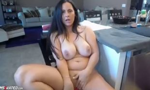 Plump big-titted step mother slutting..