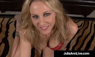 Mom We'd Like To Bang - Julia Ann..