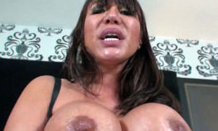 Ava Devine in a muddy homemade porno..