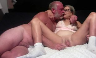 Warm Cougar Makes Out With Husband And..
